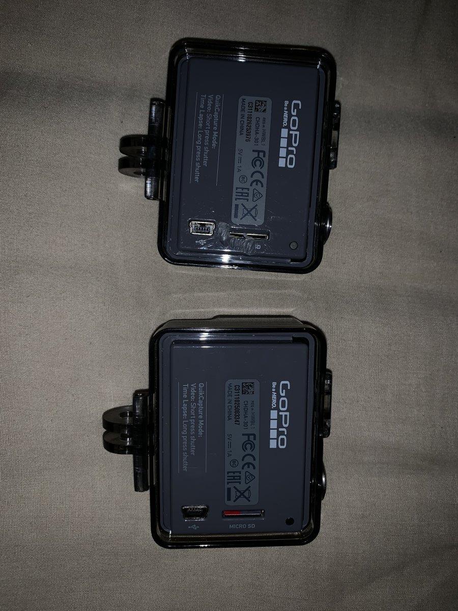 FS: GoPro Bundle (3 Cameras + Accessories) $200 - For Sale